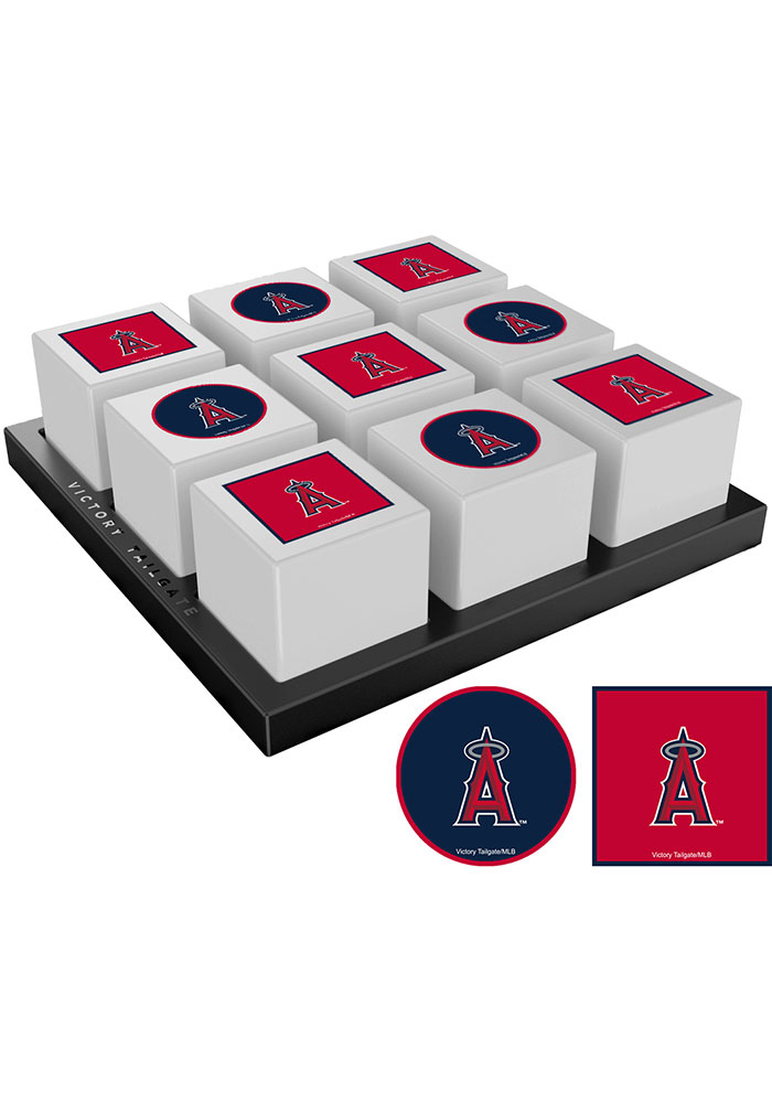 Los Angeles Angels Tic Tac Toe Tailgate Game - Image 1