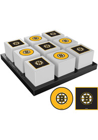 Boston Bruins Tic Tac Toe Tailgate Game