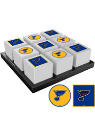 St Louis Blues Tic Tac Toe Tailgate Game