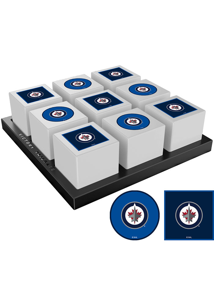 Winnipeg Jets Tic Tac Toe Tailgate Game - Image 1