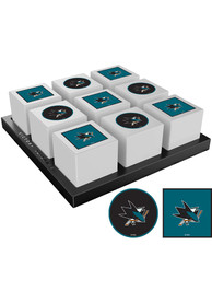 San Jose Sharks Tic Tac Toe Tailgate Game
