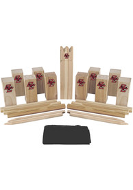 Boston College Eagles Kubb Chess Tailgate Game