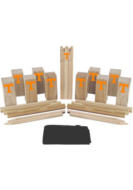 Tennessee Volunteers Kubb Chess Tailgate Game