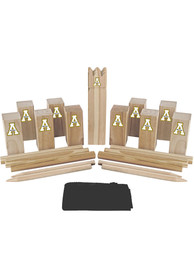 Appalachian State Mountaineers Kubb Chess Tailgate Game