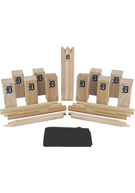 Detroit Tigers Kubb Chess Tailgate Game
