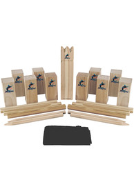 Miami Marlins Kubb Chess Tailgate Game