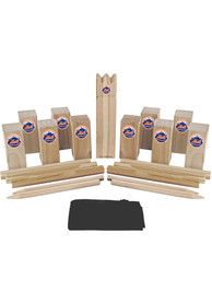 New York Mets Kubb Chess Tailgate Game