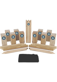 Seattle Mariners Kubb Chess Tailgate Game
