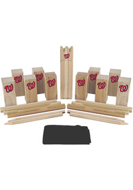 Washington Nationals Kubb Chess Tailgate Game