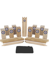 Winnipeg Jets Kubb Chess Tailgate Game
