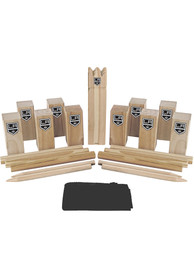 Los Angeles Kings Kubb Chess Tailgate Game