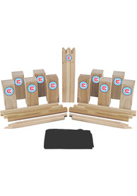 Chicago Fire Kubb Chess Tailgate Game