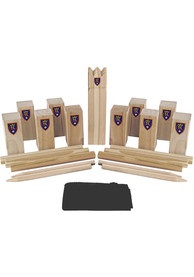 Real Salt Lake Kubb Chess Tailgate Game