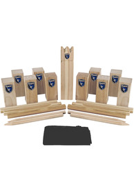San Jose Earthquakes Kubb Chess Tailgate Game