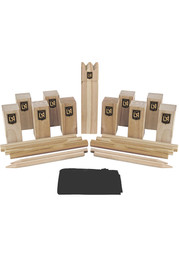 Los Angeles FC Kubb Chess Tailgate Game