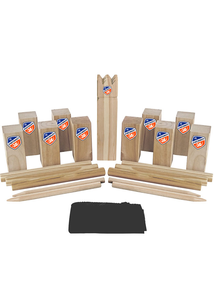 FC Cincinnati Kubb Chess Tailgate Game - Image 1
