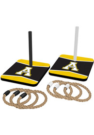 Appalachian State Mountaineers Quoit Ring Toss Tailgate Game