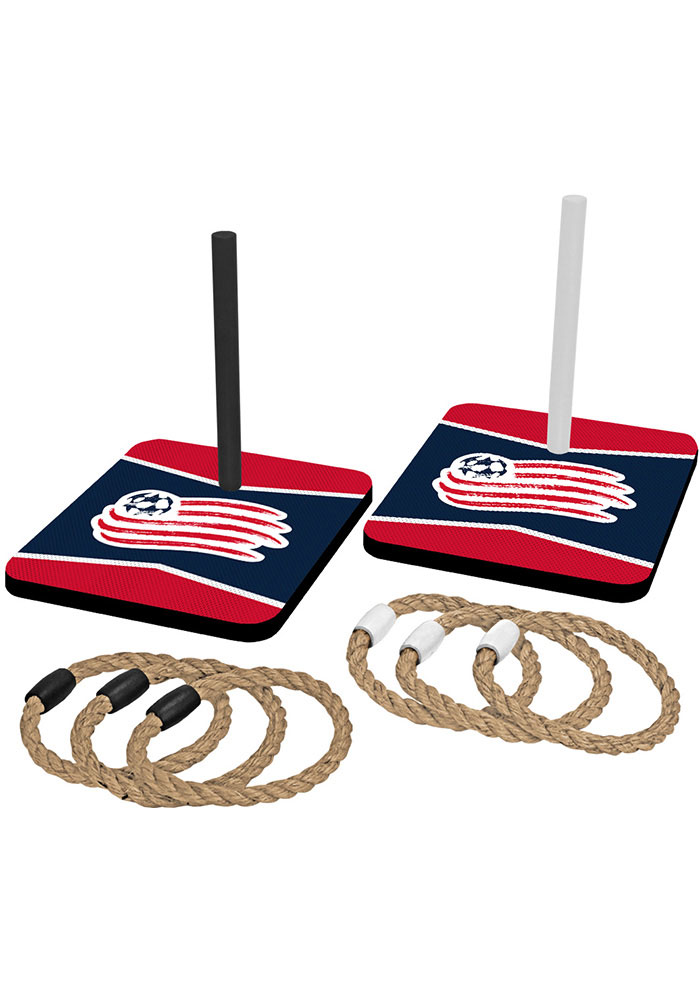 New England Revolution Quoit Ring Toss Tailgate Game - Image 1