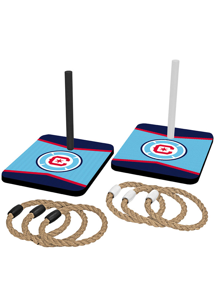 Chicago Fire Quoit Ring Toss Tailgate Game - Image 1
