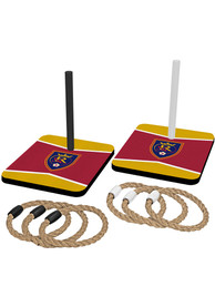 Real Salt Lake Quoit Ring Toss Tailgate Game