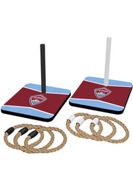 Colorado Rapids Quoit Ring Toss Tailgate Game