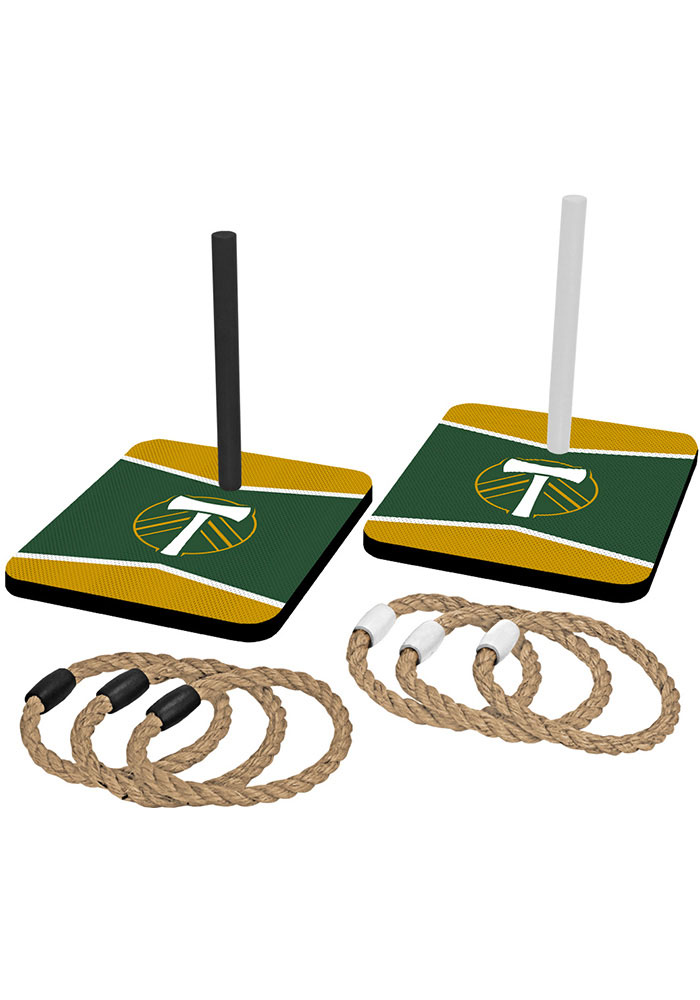 Portland Timbers Quoit Ring Toss Tailgate Game - Image 1