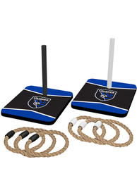 San Jose Earthquakes Quoit Ring Toss Tailgate Game