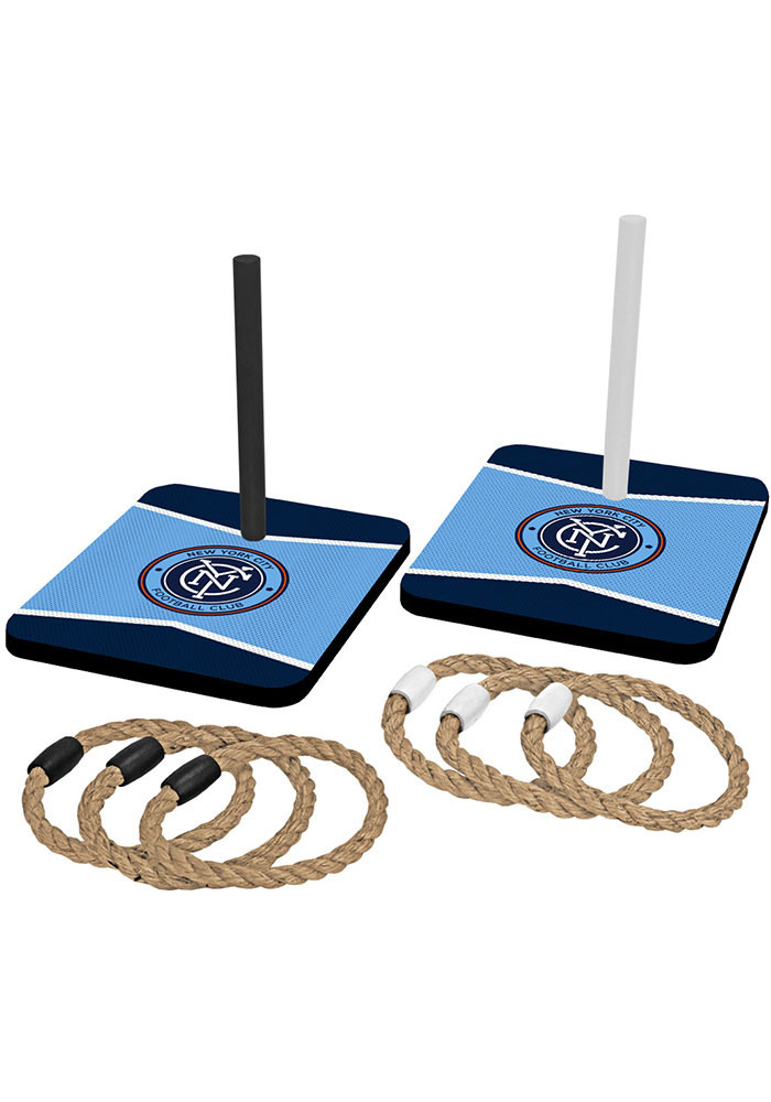 New York City FC Quoit Ring Toss Tailgate Game - Image 1