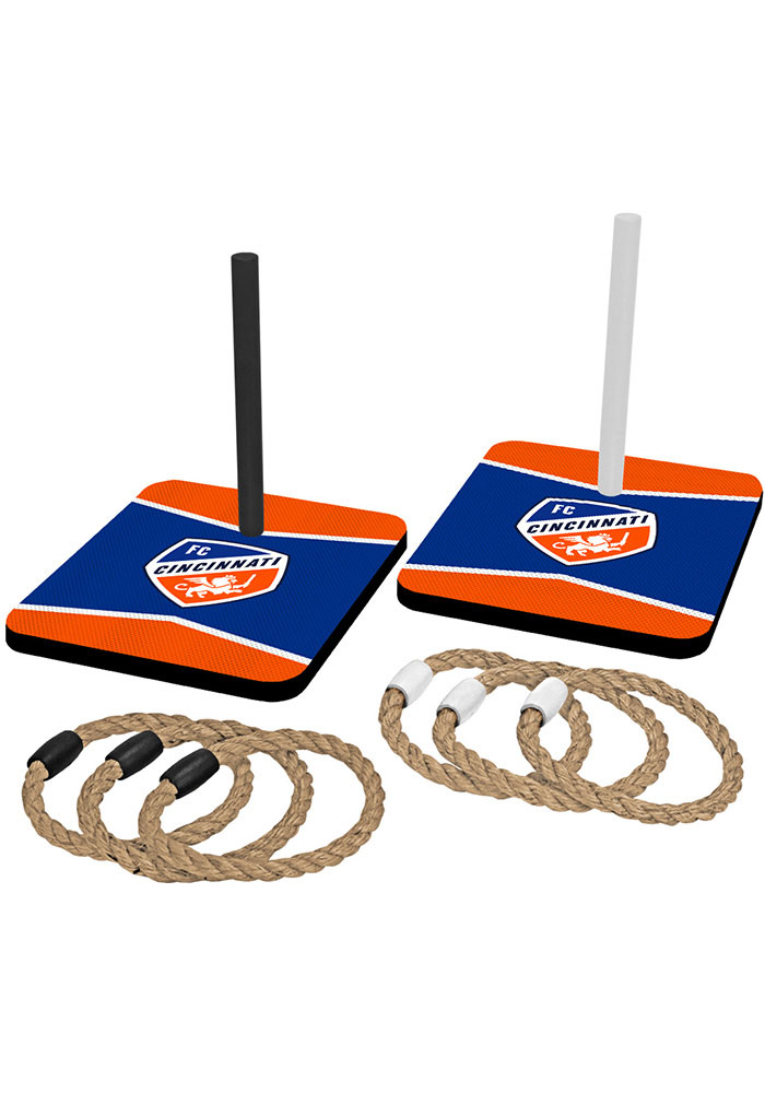 FC Cincinnati Quoit Ring Toss Tailgate Game - Image 1