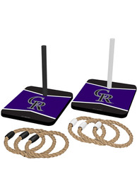 Colorado Rockies Quoit Ring Toss Tailgate Game