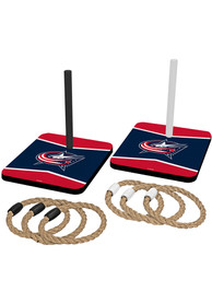 Columbus Blue Jackets Quoit Ring Toss Tailgate Game