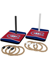 Montreal Canadiens Quoit Ring Toss Tailgate Game