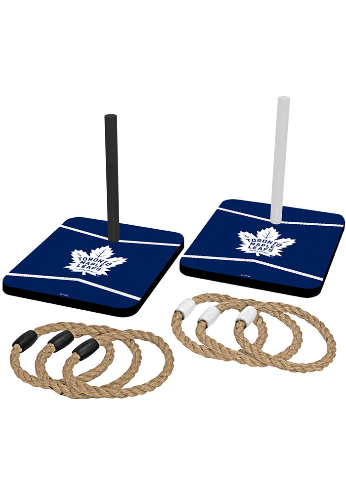 Toronto Maple Leafs Quoit Ring Toss Tailgate Game - Image 1