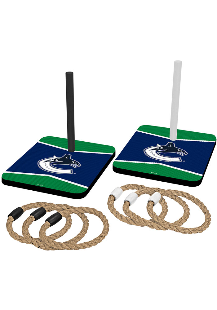 Vancouver Canucks Quoit Ring Toss Tailgate Game - Image 1