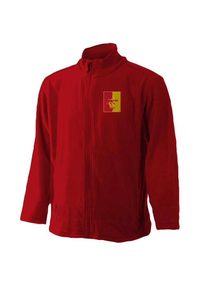 Pitt State Gorillas Youth Red Voyager Heavy Weight Jacket - Image 1