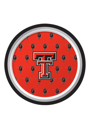 Texas Tech Red Raiders 8pk Red 7` Paper Plates