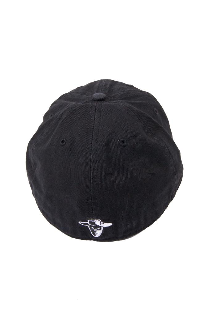 '47 Texas Tech Red Raiders Mens Black Franchise Fitted Hat - Image 3