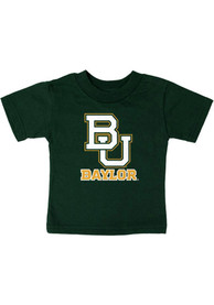 Baylor Bears Infant Big Logo T-Shirt - Green