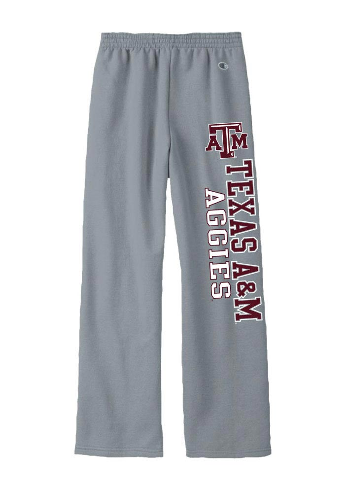Texas A&M Aggies Youth Grey Powerblend Sweatpants