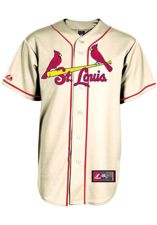Yadier Molina St Louis Cardinals Mens Replica Alternate Replica Jersey