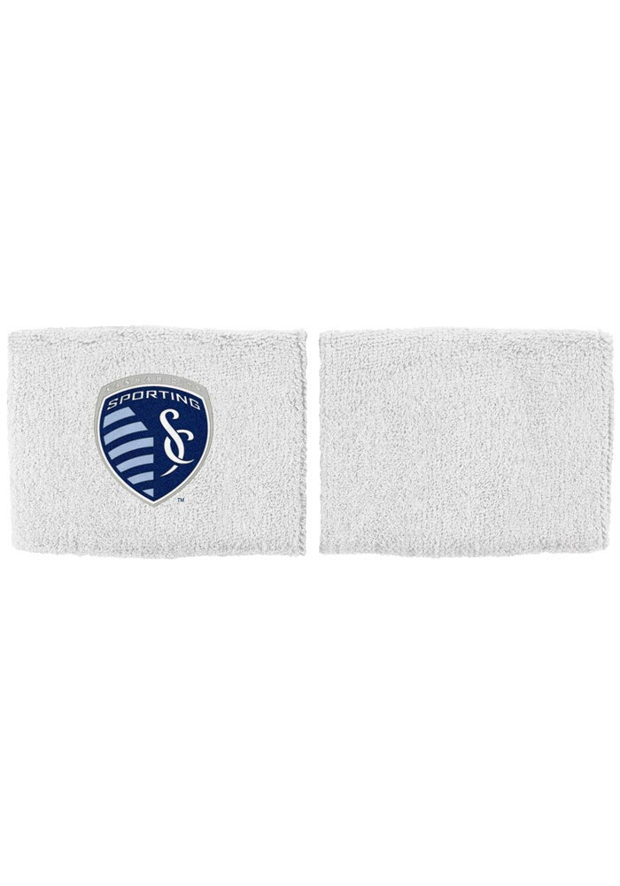 Adidas Sporting Kansas City 2 Pack Mens Wristband - Image 1