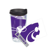 K-State Wildcats 16oz Colossal Wrap Tumbler
