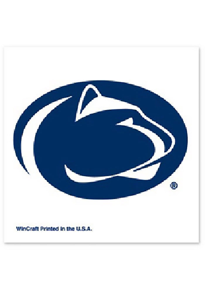 Penn State Nittany Lions 4 Pack Tattoo 572023