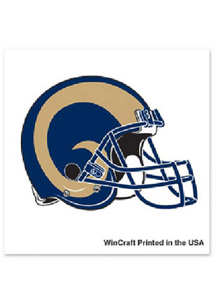 St Louis Rams 4 Pack Tattoo