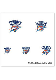 Oklahoma City Thunder Fingernail Tattoos Tattoo
