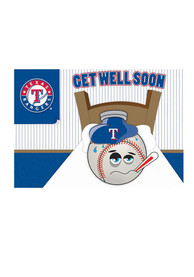 Texas Rangers Get Well Card