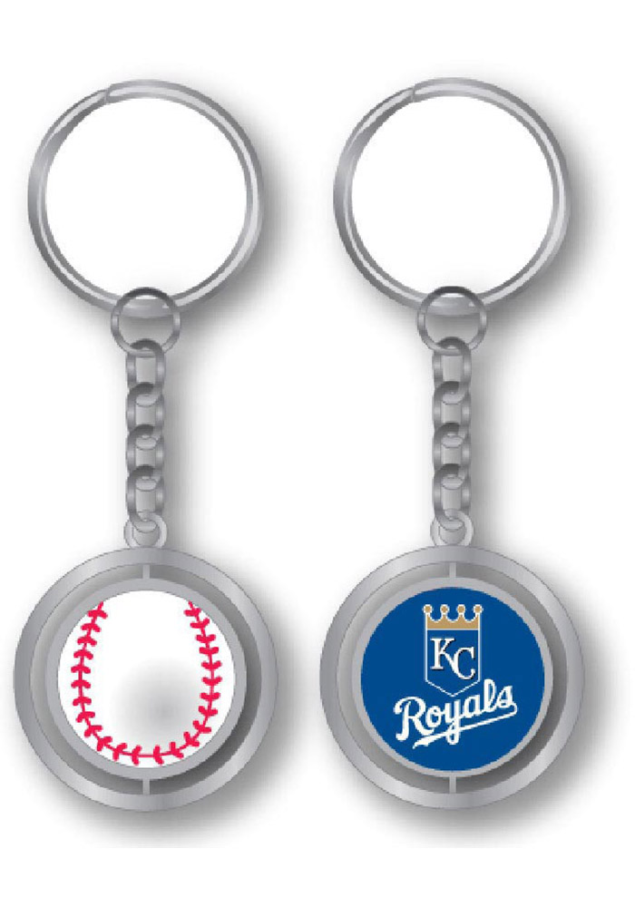 Kansas City Royals Spinner Keychain - Image 1