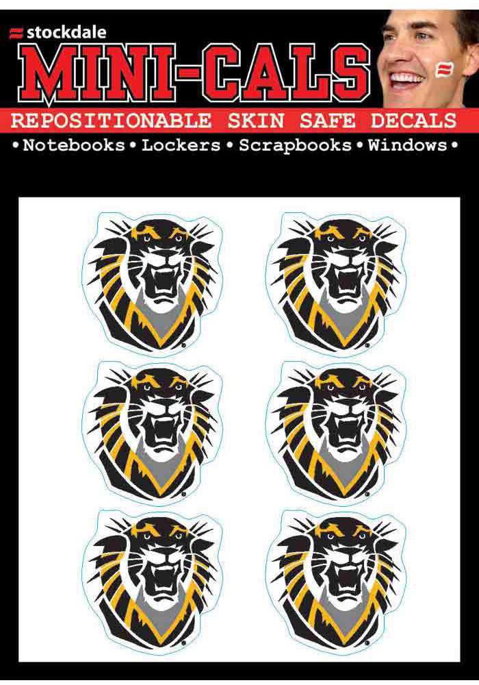 Fort Hays State Tigers 6 Pack Tattoo - Image 1