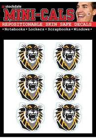 Fort Hays State Tigers 6 Pack Tattoo