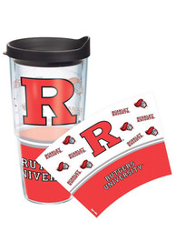 Rutgers Scarlet Knights 24oz Wrap Tumbler